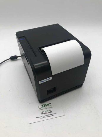 Чековый принтер Xprinter XP-Q200 LAN