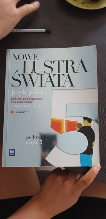 Podręcznik polski lustra świata 5 Śrem - image 1