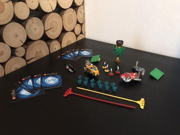 Lego Legends of Chima 70113 Bitwy Chi kompletny