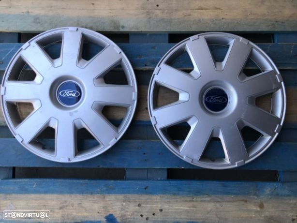 Tampões Jante  - Ford  Focus / Mondeo  R16 .....n-2