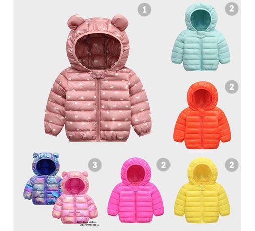 Куртка курточка для девочки девочек демисезонная детская