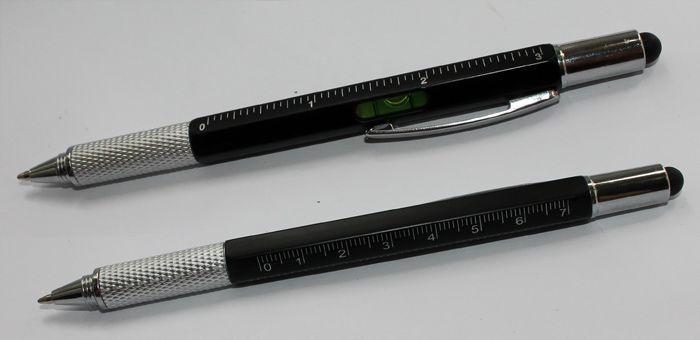 Wielofunkcyjny długopis - miarka, poziomica, rysik - nowy! Zmysłówka - image 1