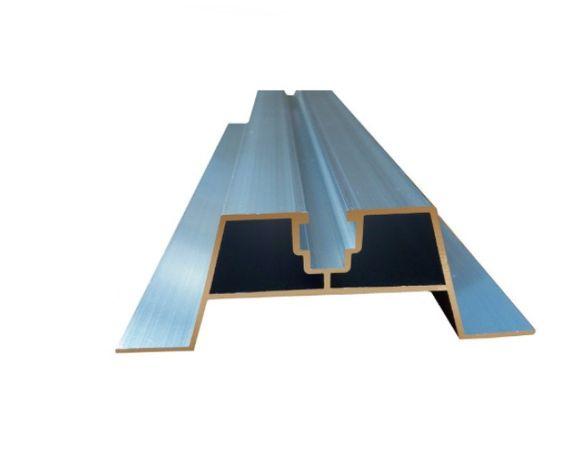 Profil aluminiowy PV 6,4 m, trapez, mostek,