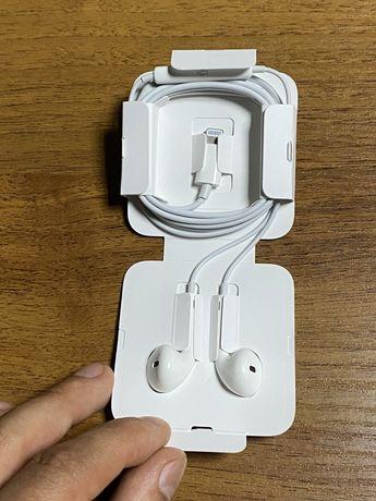 наушники Apple ORIGINAL 100% Lighting Adapter 3.5mm ! Магазин !