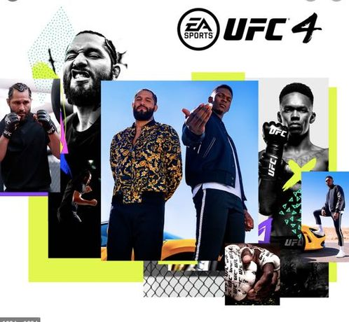 UFC $ 4 / UFC 2020