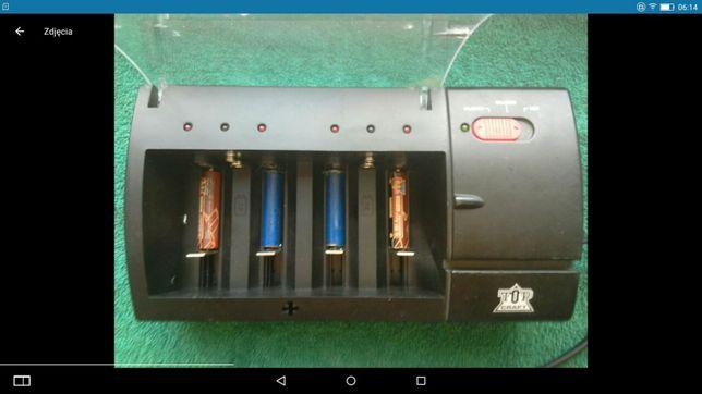 Procesorowa uniwersalna ładowarka akumulatorów Top Craft MD10359