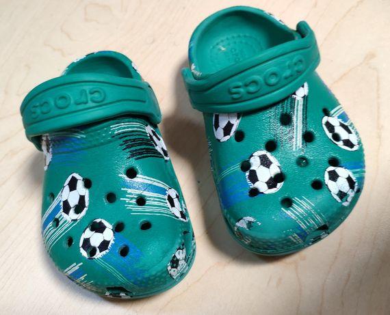 Крошечные детские Кроксы Crocs оригинал С5