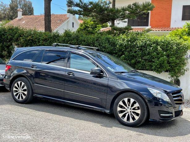 Mercedes-Benz R 350 CDi 4-Matic Longo
