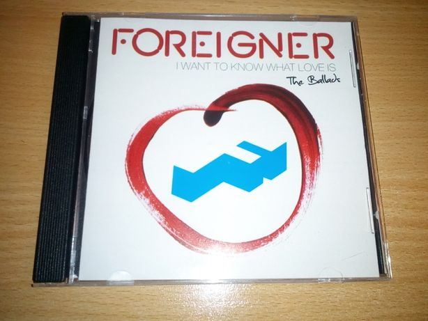 Foreigner - The ballads