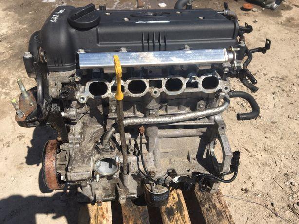 Двигатель Hyundai i30 Accent Solaris Kia Rio 1.4 G4FA