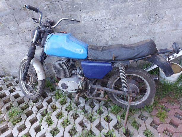 Mz ETZ 250 jawa simson motorynka
