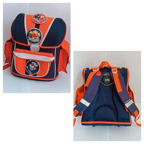 Каркасный рюкзак / портфель школьный 1-4класс /Бабурка