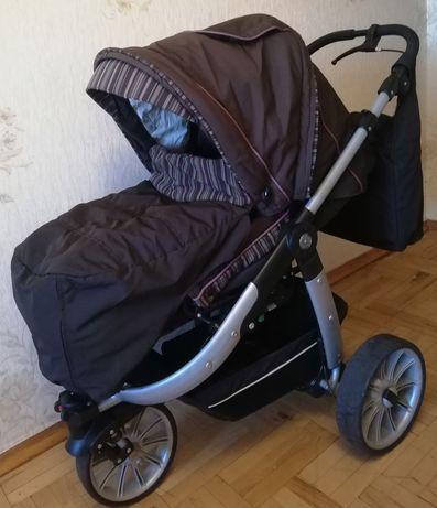 Детская коляска 2 в 1 Teutonia Spirit S 3