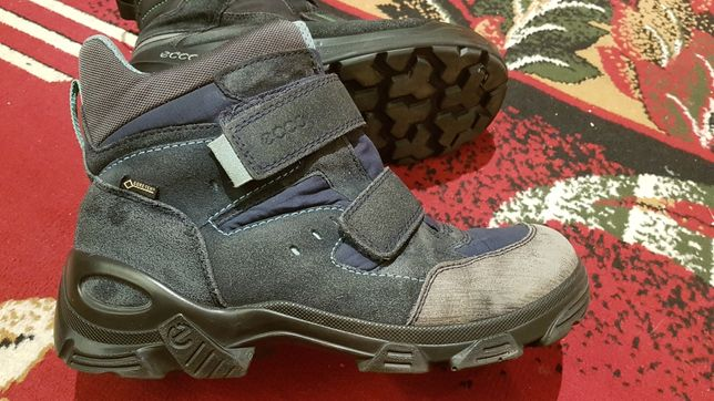 ecco чобітки