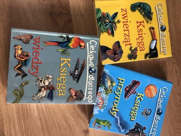 Encyklopedie dla dzieci Ciekawe Dlaczego