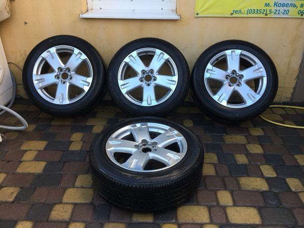 Колеса диски Toyota Rav 4 R18 7.5J Резина 235/55 R18 Nissan Skyline