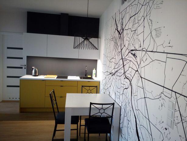 Apartament DELUXE dla maks.4 os. na doby w centrum Płocka-200 dla 4 os