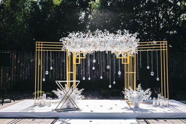 Фотозона для вашого весілля яка зробить море емоцій !