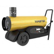 Aquecedor diesel de combustão indireta Master com chaminé 20 Kw