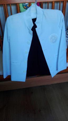 alba ubranie garnitur do komunii komunijne dla chłopca 122-134