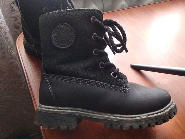 Зимние ботинки для мальчика.