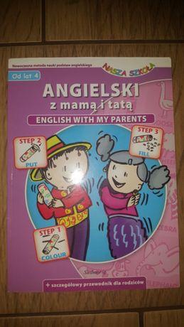 Angielski z mamą i tatą Naszą Szkoła