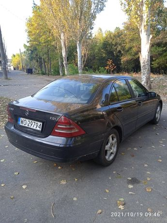Mercedes c-clacc 200 w203 ,2001