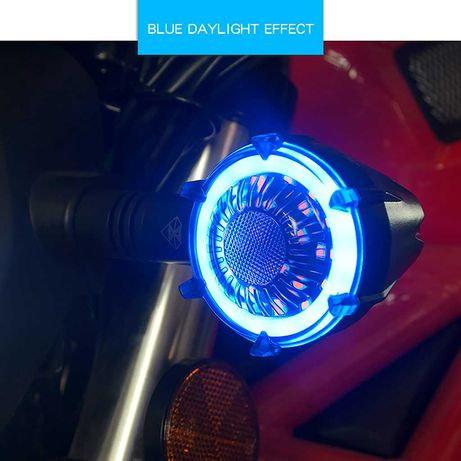 Повороты на квадроцикл, мотоцикл, чоппер со стоп сигналом. Большие