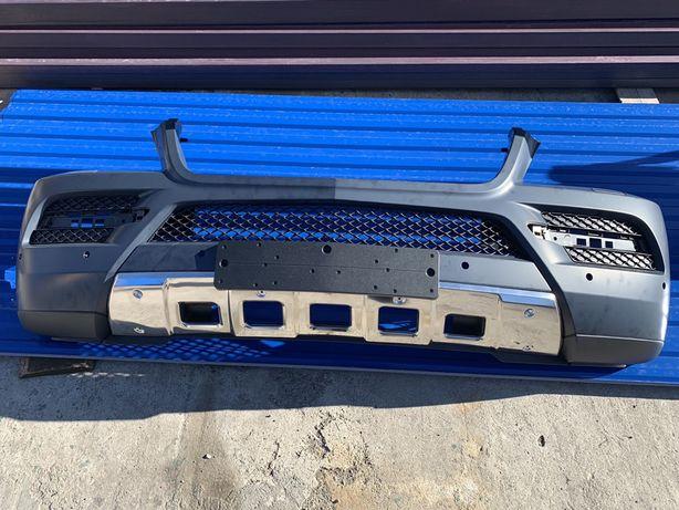 Бампер передній Mercedes W164 X164 Gl рестайл
