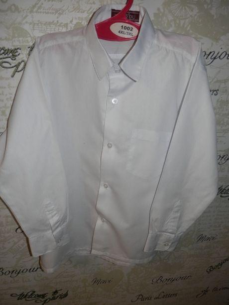 школьная рубашка 6-7лет