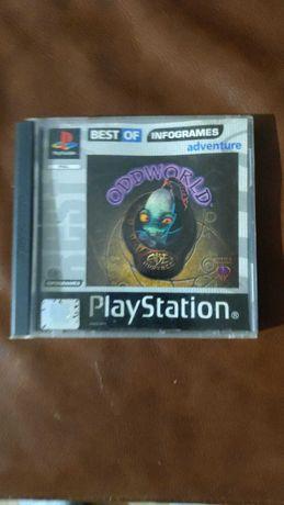 Oddworld para a PS1