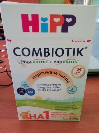 Mleko modyfikowane hipp 1