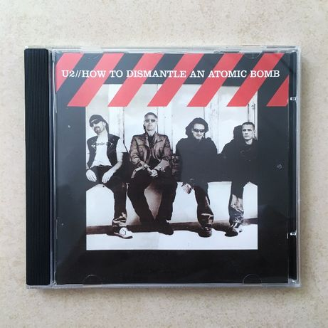 CD - How To Dismantle An Atomic Bomb - U2