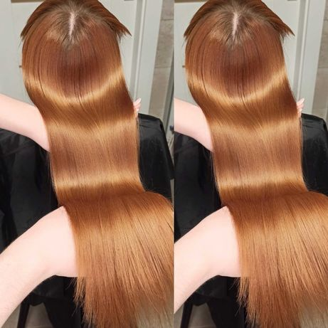 Keratynowe Prostowanie • Nanoplastia • Botox włosów
