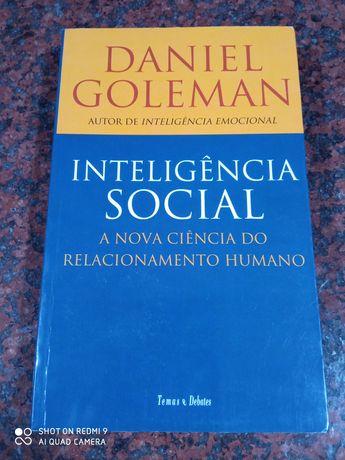 Inteligência Social - de Daniel Goleman  - NOVO