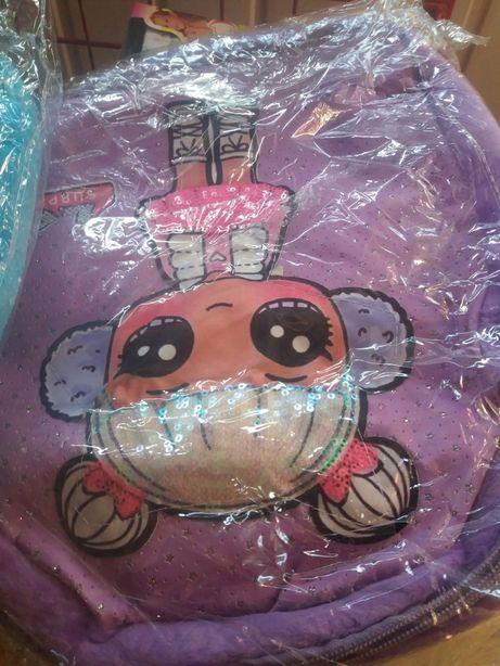 Детский рюкзак лола новый