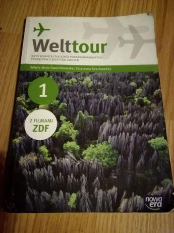 Welttour podręcznik z ćwiczeniami