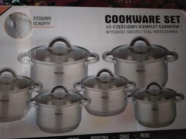 Набір каструль Cookware set. Доставка укрпоштою за мій рахунок