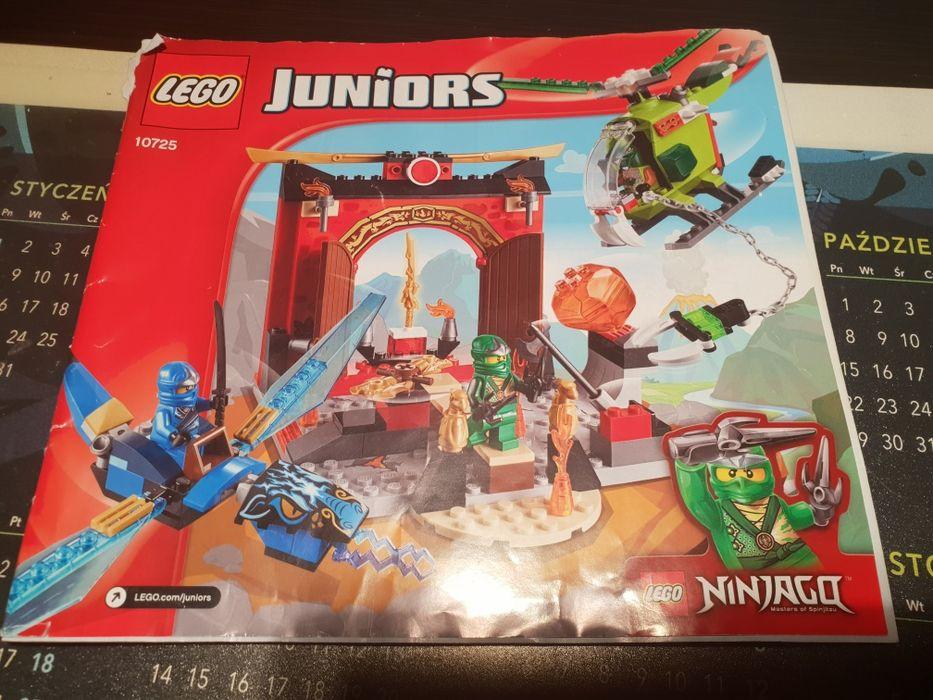 Klocki lego juniors ninjago Kołobrzeg - image 1