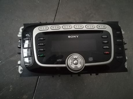 Rádio Ford focus