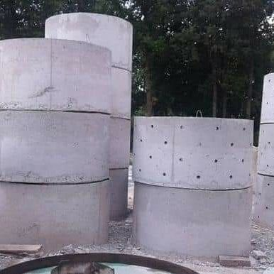 Жб кольца для колодцев сливных выгребных переливных ям.Харьков