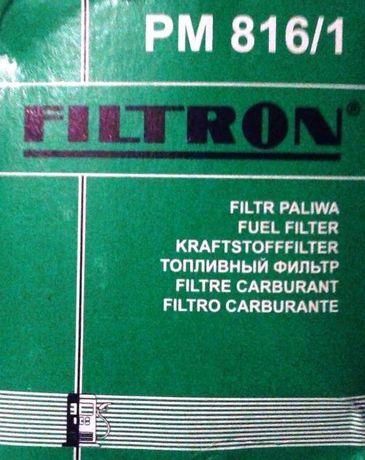 Filtr paliwa nowy FILTRON PM 816/1 Renanult Opel Volvo Nissan