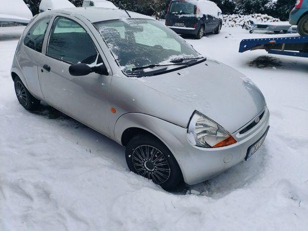 Ford Ka 2004R Klima Benzyna Sprwny Opłaty Ważne Brak Katalizatora