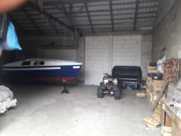 przechowalnia całoroczna caming, łódka, camper, motor, mebli, gratów