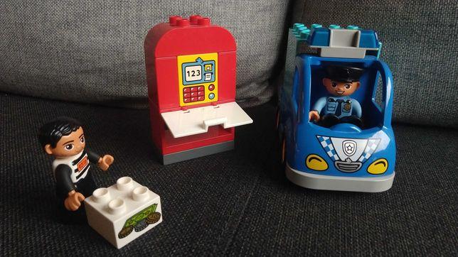 LEGO Duplo policyjny patrol 10809
