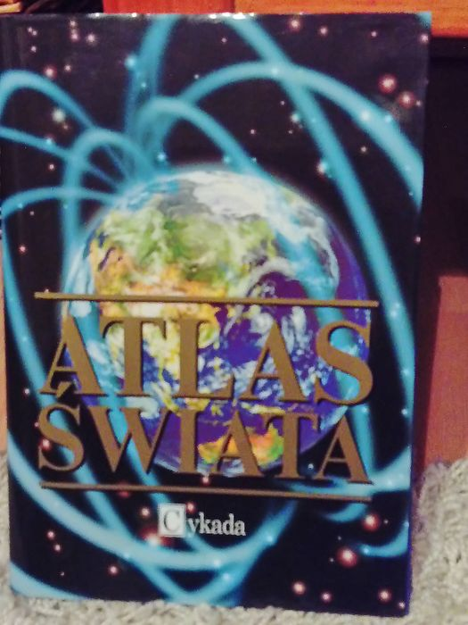 Atlas świata Atlas świata