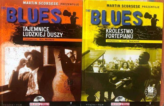 DVD BLues - kolekcja filmów dokumentalnych