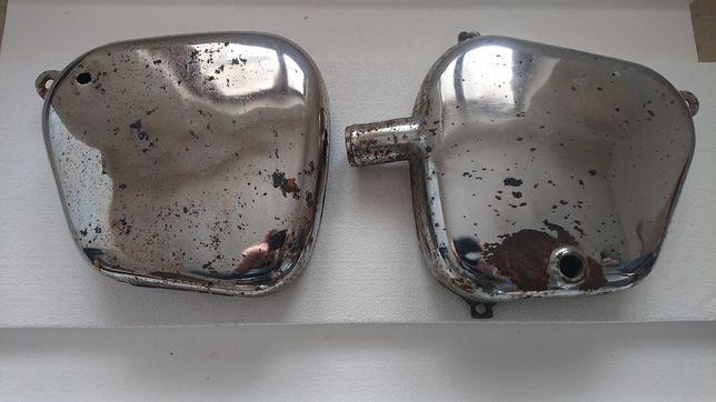 Puszka, filtr Junak m10 m07 lub zamienie na blotnik przedni do junaka