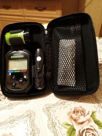 aparat do kontroli glukozy we krwi One Touch Select Plus Flex.