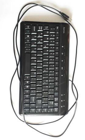 "Klawiatura Hama ""SL640"" Slimline Mini Keyboard"